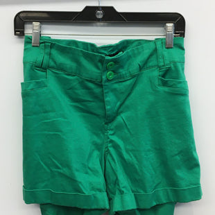Primary Photo - BRAND: TORRID STYLE: SHORTS COLOR: GREEN SIZE: 18 SKU: 205-205299-16491