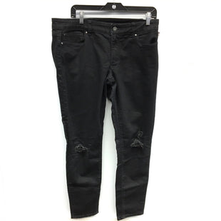 Primary Photo - BRAND: WHITE HOUSE BLACK MARKET STYLE: PANTS COLOR: BLACK SIZE: 12 SKU: 205-205283-2014