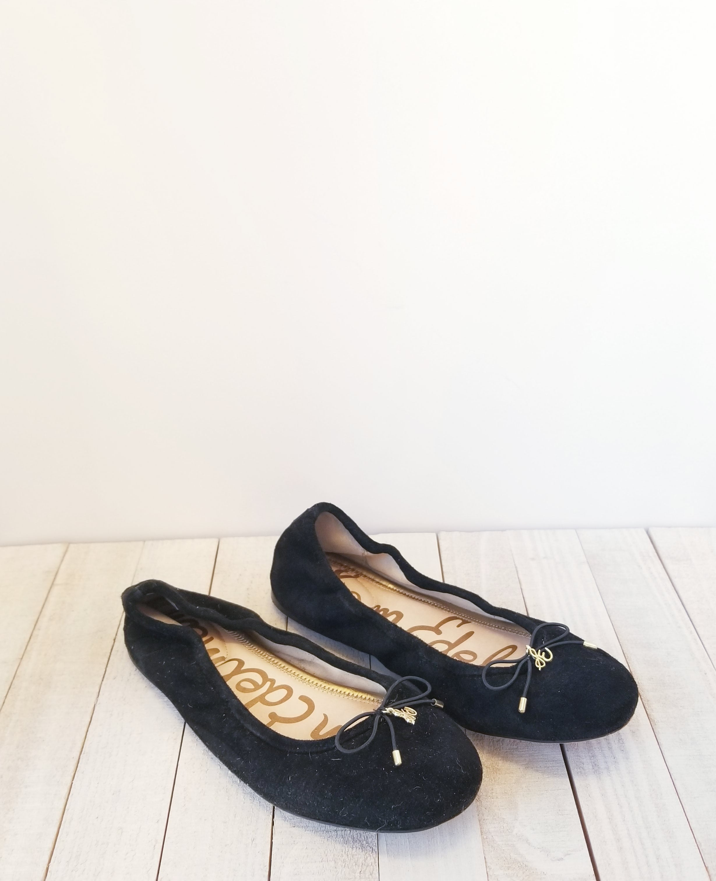 Primary Photo - BRAND: SAM EDELMAN<BR>STYLE: SHOES FLATS<BR>COLOR: BLACK<BR>SIZE: 6.5<BR>SKU: 205-205280-18104