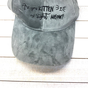 Primary Photo - BRAND:    CLOTHES MENTOR STYLE: HAT COLOR: GREY OTHER INFO: DAVID AND YOUNG - SKU: 205-205250-68188