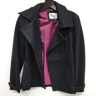 Primary Photo - BRAND: DELIAS STYLE: COAT SHORT COLOR: NAVY SIZE: XS SKU: 205-205299-17427