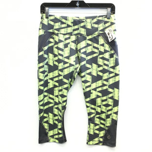 Primary Photo - BRAND: BE INSPIRED STYLE: ATHLETIC CAPRIS COLOR: GREEN SIZE: S SKU: 205-205299-16872