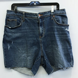Primary Photo - BRAND: UNIVERSAL THREAD STYLE: SHORTS COLOR: DENIM SIZE: 18 SKU: 205-205250-76644
