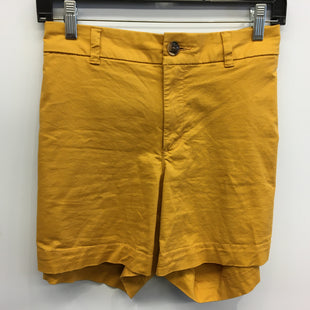 Primary Photo - BRAND: OLD NAVY STYLE: SHORTS COLOR: YELLOW SIZE: 10 SKU: 205-205318-551