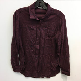 Primary Photo - BRAND: ATHLETA STYLE: TOP LONG SLEEVE COLOR: MAROON SIZE: XS SKU: 205-205250-77565