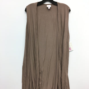 Primary Photo - BRAND: LULAROE STYLE: COVERUP COLOR: BROWN SIZE: M SKU: 205-205250-72171