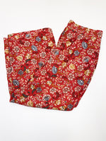 Photo #1 - BRAND: ANN TAYLOR LOFT<BR>STYLE: PANTS<BR>COLOR: FLORAL<BR>SIZE: XS<BR>SKU: 205-205299-12554