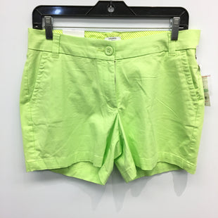 Primary Photo - BRAND: CROWN AND IVY STYLE: SHORTS COLOR: GREEN SIZE: 8 SKU: 205-205318-271