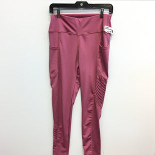 Primary Photo - BRAND:    CLOTHES MENTOR STYLE: ATHLETIC PANTS COLOR: PINK SIZE: L OTHER INFO: L/XL SKU: 205-205250-78629