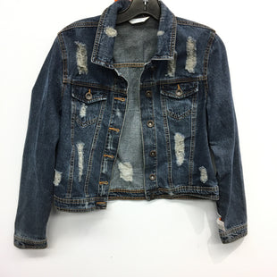 Primary Photo - BRAND: HIGHWAY STYLE: JACKET OUTDOOR COLOR: DENIM SIZE: M SKU: 205-205250-75245