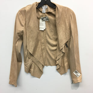 Primary Photo - BRAND: CARMEN BY CARMEN MARC VALVO STYLE: JACKET OUTDOOR COLOR: BROWN SIZE: XS SKU: 205-205250-77354