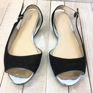 Primary Photo - BRAND: APT 9 STYLE: SHOES FLATS COLOR: BLACK SIZE: 6.5 SKU: 205-205318-900
