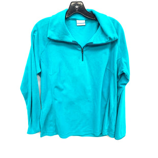 Primary Photo - BRAND: COLUMBIA STYLE: ATHLETIC JACKET COLOR: BLUE SIZE: XL SKU: 205-205297-4382