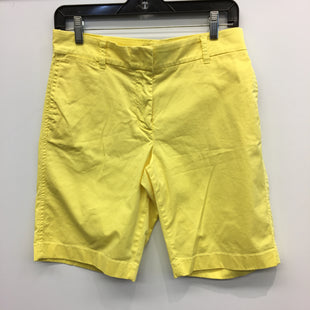 Primary Photo - BRAND: J CREW STYLE: SHORTS COLOR: YELLOW SIZE: 6 SKU: 205-205299-14478