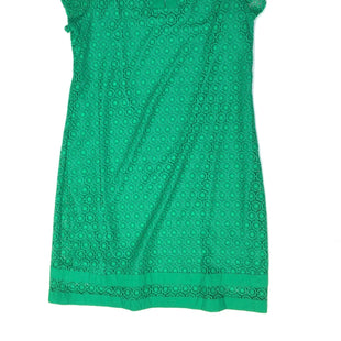 Primary Photo - BRAND: ISAAC MIZRAHI LIVE QVC STYLE: DRESS SHORT SHORT SLEEVE COLOR: GREEN SIZE: M SKU: 205-205283-1899