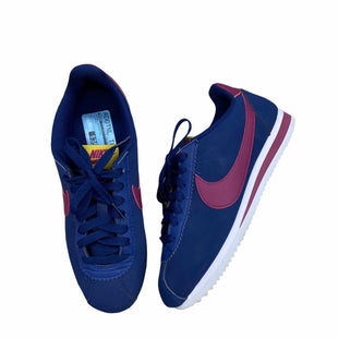 Primary Photo - BRAND: NIKE STYLE: SHOES ATHLETIC COLOR: PURPLE SIZE: 7 SKU: 205-205318-2645
