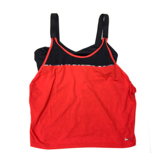 Primary Photo - BRAND: NIKE STYLE: ATHLETIC TANK TOP COLOR: RED SIZE: L SKU: 205-205315-144
