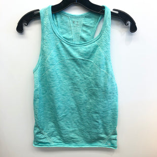 Primary Photo - BRAND: GAPFIT STYLE: ATHLETIC TANK TOP COLOR: GREEN SIZE: M SKU: 205-205250-60569