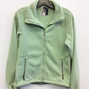 Primary Photo - BRAND: NORTHFACE STYLE: JACKET OUTDOOR COLOR: GREEN SIZE: S SKU: 205-205297-291