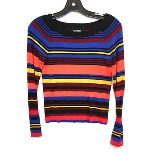 Primary Photo - BRAND: EXPRESS STYLE: SWEATER LIGHTWEIGHT COLOR: STRIPED SIZE: S SKU: 205-205280-19739