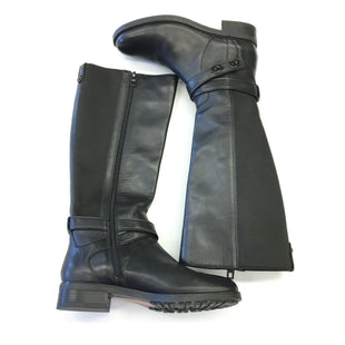 Primary Photo - BRAND: COACH STYLE: SHOES DESIGNER COLOR: BLACK SIZE: 6 OTHER INFO: DESIGNER-BOOTS SKU: 205-205299-11568