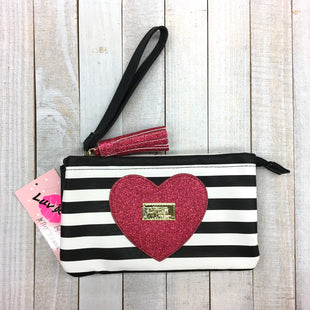 Primary Photo - BRAND: BETSEY JOHNSON STYLE: WALLET COLOR: STRIPED SIZE: MEDIUM SKU: 205-205299-16980