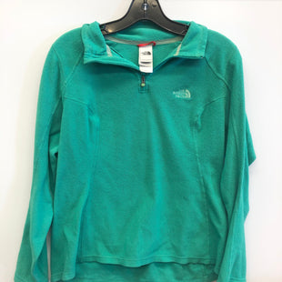 Primary Photo - BRAND: NORTHFACE STYLE: SWEATSHIRT HOODIE COLOR: GREEN SIZE: M SKU: 205-205250-41749