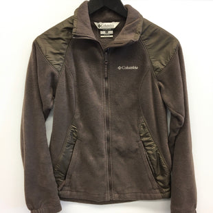 Primary Photo - BRAND: COLUMBIA STYLE: JACKET OUTDOOR COLOR: BROWN SIZE: S SKU: 205-205280-3824