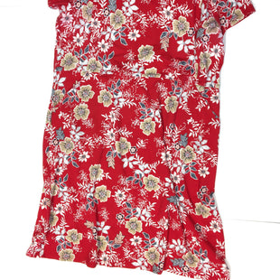 Primary Photo - BRAND: J JILL STYLE: DRESS SHORT SHORT SLEEVE COLOR: FLORAL SIZE: XL SKU: 205-205283-1829