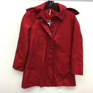 Primary Photo - BRAND: TOMMY HILFIGER STYLE: COAT SHORT COLOR: RED SIZE: XXS SKU: 205-205318-2541