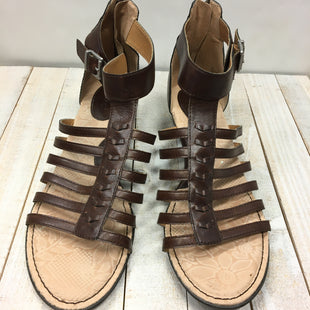 Primary Photo - BRAND: BOC STYLE: SANDALS LOW COLOR: BROWN SIZE: 10 SKU: 205-205250-61499