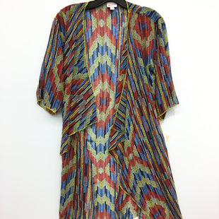 Primary Photo - BRAND: LULAROE STYLE: COVERUP COLOR: MULTI SIZE: S SKU: 205-205250-72147