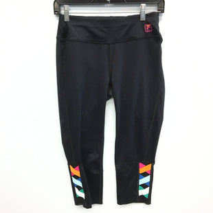 Primary Photo - BRAND: FILA STYLE: ATHLETIC CAPRIS COLOR: BLACK SIZE: S SKU: 205-205283-1113