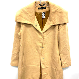 Primary Photo - BRAND: TAHARI STYLE: COAT LONG COLOR: TAN SIZE: 12 SKU: 205-205283-551