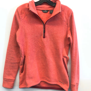 Primary Photo - BRAND: EDDIE BAUER STYLE: SWEATSHIRT HOODIE COLOR: ORANGE SIZE: M SKU: 205-205250-58609