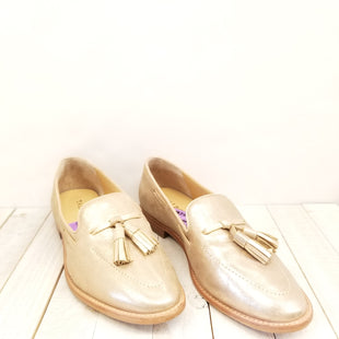 Primary Photo - BRAND: TALBOTS STYLE: SHOES LOW HEEL COLOR: GOLD SIZE: 8 SKU: 205-205299-13780