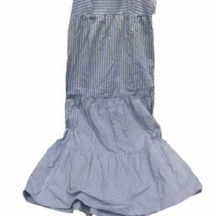 Primary Photo - BRAND: CROWN AND IVY STYLE: DRESS LONG SLEEVELESS COLOR: STRIPED SIZE: L SKU: 205-205250-74826