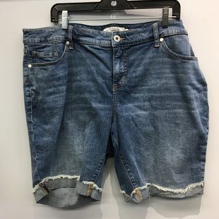Primary Photo - BRAND: TORRID STYLE: SHORTS COLOR: DENIM SIZE: 20 SKU: 205-205250-75833