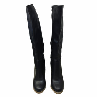 Primary Photo - BRAND: LANE BRYANT STYLE: BOOTS KNEE COLOR: BLACK SIZE: 7 OTHER INFO: WIDE SKU: 205-205250-76000