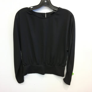Primary Photo - BRAND: EXPRESS O STYLE: TOP LONG SLEEVE COLOR: BLACK SIZE: M SKU: 205-205250-77737