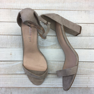 Primary Photo - BRAND: MADDEN GIRL STYLE: SHOES HIGH HEEL COLOR: GREY SIZE: 11 SKU: 205-205250-62560