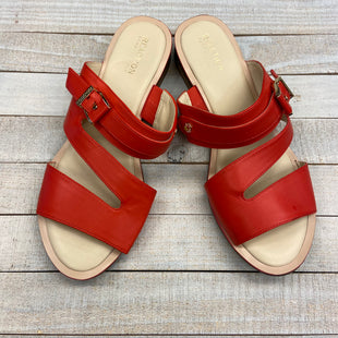 Primary Photo - BRAND: KENNETH COLE REACTION STYLE: SANDALS LOW COLOR: ORANGE SIZE: 9 SKU: 205-205299-15760