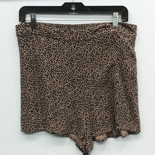 Primary Photo - BRAND: AMERICAN EAGLE STYLE: SHORTS COLOR: ANIMAL PRINT SIZE: L SKU: 205-205299-15147