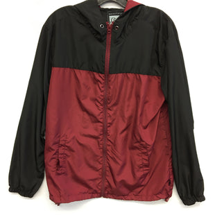 Primary Photo - BRAND:    CLOTHES MENTOR STYLE: JACKET OUTDOOR COLOR: RED BLACK SIZE: M OTHER INFO: GIANT - SKU: 205-205280-18235