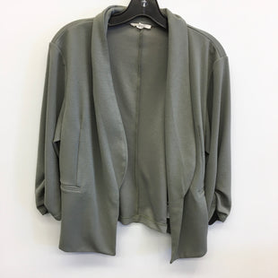Primary Photo - BRAND: MAURICES STYLE: BLAZER JACKET COLOR: GREEN SIZE: XL SKU: 205-205299-10970
