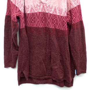 Primary Photo - BRAND: SONOMA STYLE: SWEATSHIRT HOODIE COLOR: PINK SIZE: 2X SKU: 205-205283-686