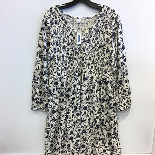 Primary Photo - BRAND: OLD NAVY STYLE: DRESS SHORT LONG SLEEVE COLOR: FLORAL SIZE: 1X SKU: 205-205250-77708