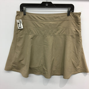 Primary Photo - BRAND: ATHLETA STYLE: ATHLETIC SKIRT SKORT COLOR: BROWN SIZE: 12 SKU: 205-205250-78556