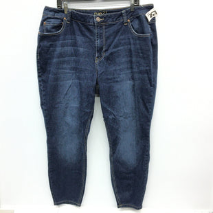 Primary Photo - BRAND: RUE 21 STYLE: JEANS COLOR: BLUE SIZE: 20 SKU: 205-205327-17
