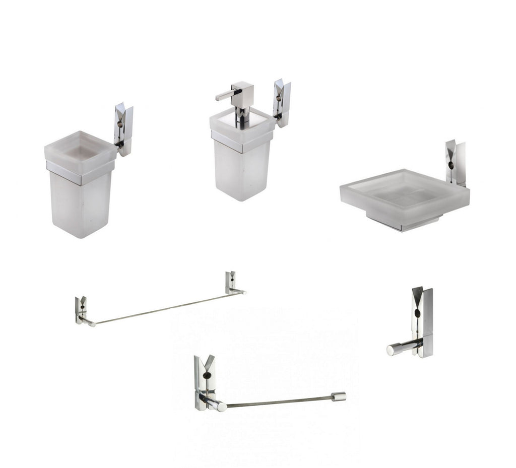 Wall Bathroom Accessories Linea G Molly